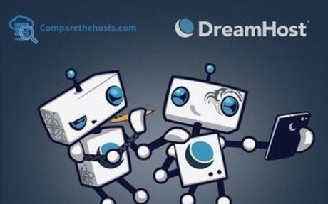 DreamHost makes for a fantastic balance of features and price