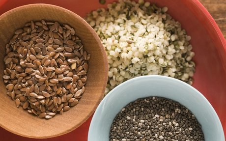 Best Plant Sources of Omega-3 Fatty Acids