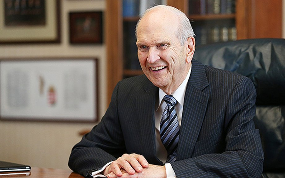 President Russell M. Nelson shares the importance of Covenants
