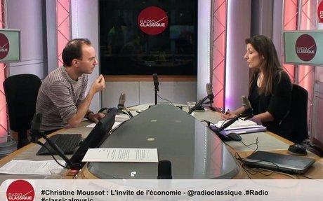 26/05/2017 - Radio Classique - La Matinale - L'invitée de l'économie.