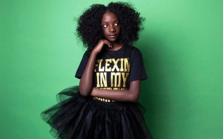 Seventh-grader once bullied for her skin colour now empowering others