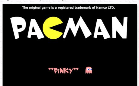 Play PacMan with Makey Makey