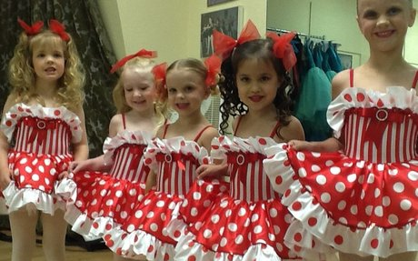 Recital Photo Schedule (May 7, 8, & 9 at DDC)