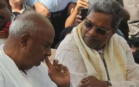 Karnataka: Speculation rife over Congress-JD(S) alliance ahead of Assembly polls