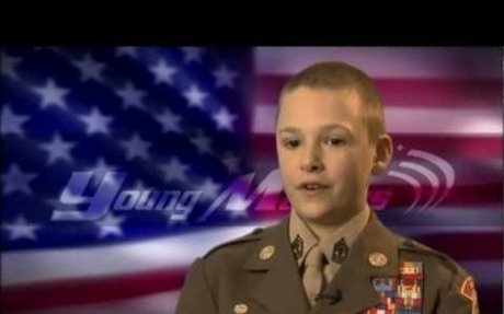 Young Marine Promo