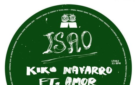 """Isao (feat. Amor)"" from Isao (feat. Amor) by Kiko Navarro on iTunes"