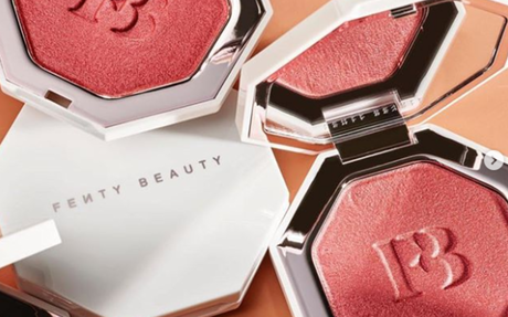 Rihanna's Fenty Beauty apologises after 'Geisha Chic' highlighter sparks controversy