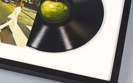 Framed Vinyl Albums - Level Frames