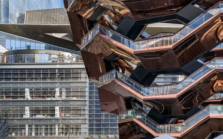 """DESIGN // """"Hudson Yards is a billionaire's fantasy of the future of city life"""""""