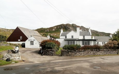 Best Pub - The Colonsay Hotel