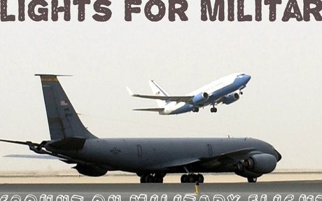 10 Reasons to Trust Flights for Military