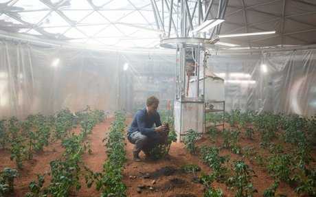 Newsela | Spuds or duds? Movie Magic may become a Reality for Astronauts