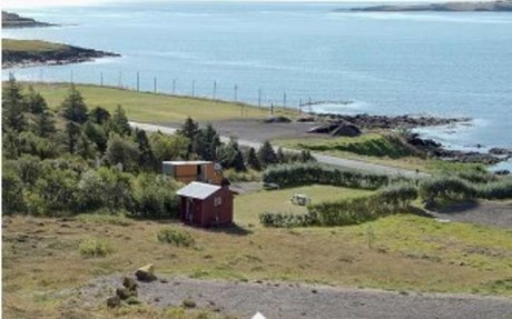 Stöðvarfjörður – Camping and Information centre
