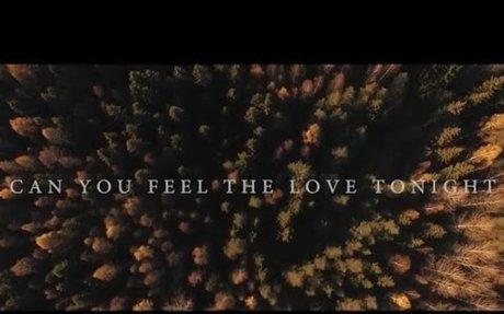 Passenger   Can You Feel The Love Tonight (Elton John cover)