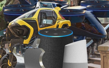 CES // The 3 biggest trends at CES 2019