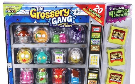 The Grossery Gang Season 1 - Vile Vending Machine