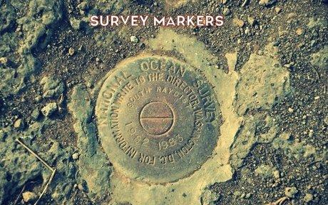 Survey Markers - Surveyor Photos tagged 'marker'