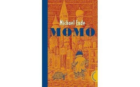 """ Momo "", written by  Michael Ende"