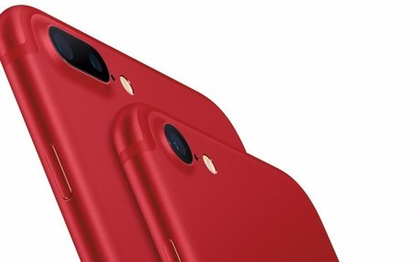 Apple has a new special-edition red iPhone 7