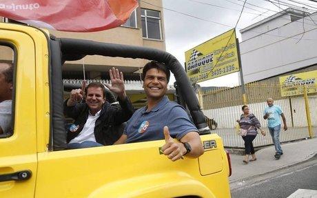 TSE suspende inelegibilidade de Eduardo Paes e Pedro Paulo