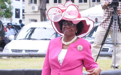 Dame Pearlette Bids Farewell | The St. Lucia STAR
