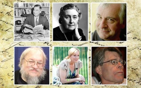 What Kind of Writer Are You? 8 Types.   GreatStorybook.com