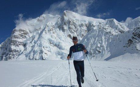 Karl Egloff stellt neuen Speedrekord am Denali auf | Bergsteigen.com
