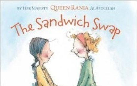 The Sandwich Swap: Queen Rania of Jordan Al Abdullah