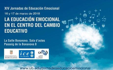 Ampliació termini Jornades Educació Emocional.