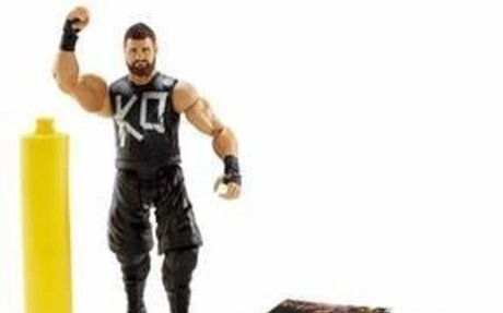 WWE NXT Kevin Owens Action Figure