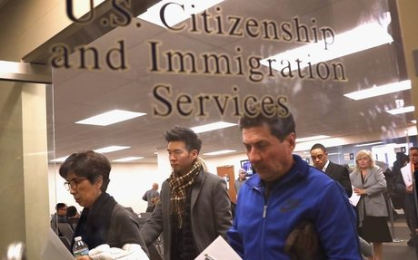 U.S. citizens applying for green cards for noncitizen spouses see growing waits