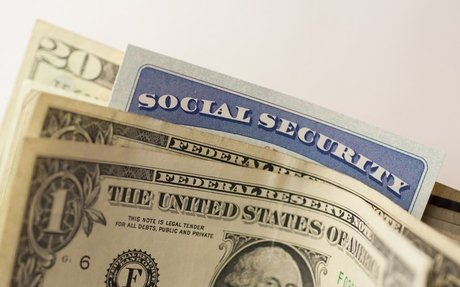 What is the Average Monthly Social Security Benefit?