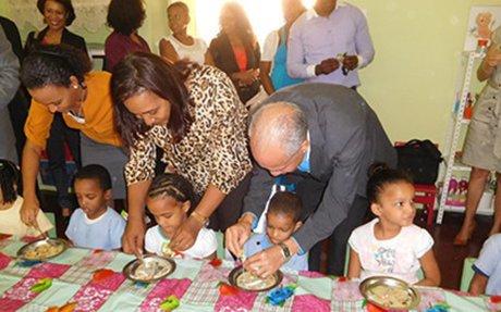 Estratégia de fortificação domiciliária para reduzir prevalência de anemia nas crianças
