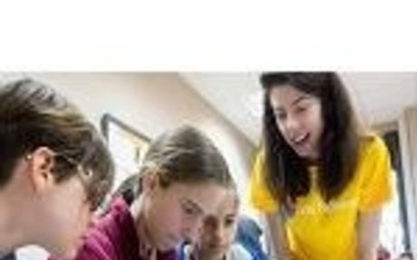 El interés de las niñas por la ciencia  se duplica cuando cuentan con referentes.