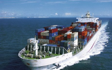 Rank 8: Impacts of climate on places- ocean transport routes