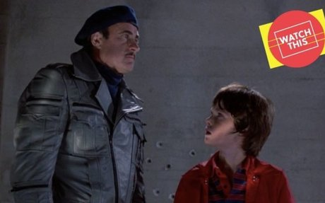 Cloak & Dagger is one of the darkest kids movies of the 1980s