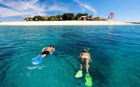 Gavin Manerowski - Explore the Beach holidays at Fiji Island