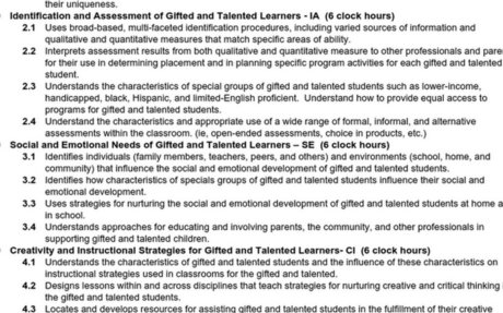 30 Clock Hours with the 5 strands from TAGT.docx