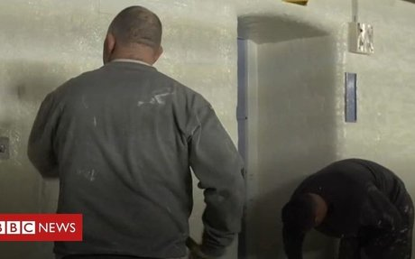 Prisoners help transform 'filthy' HMP Liverpool