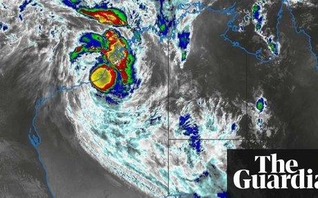 Tropical Cyclone Joyce fails to intensify off Western Australian coast