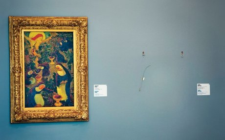 What Is the Value of Stolen Art?