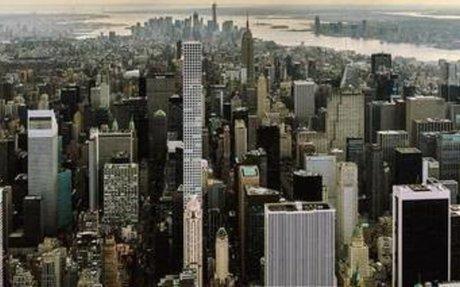 Stunning Aerial Photographs of the New York Skyline