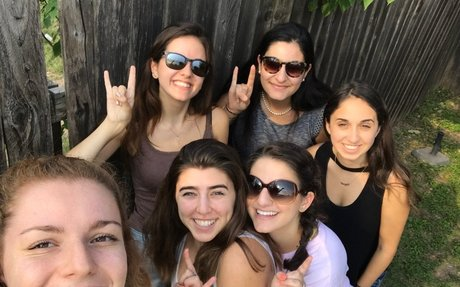 BBQ: UT Armenian Students Association Cookout, March 29, 2018, 11 AM - 2 PM