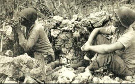 Navajo Code Talkers: War Heroes