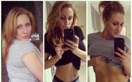 A história de como parei com as dietas e mesmo assim perdí peso.