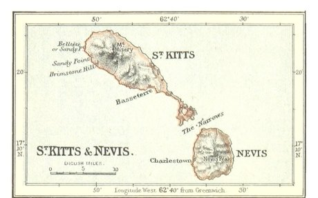 the Isle of St. Kitts and Nevis