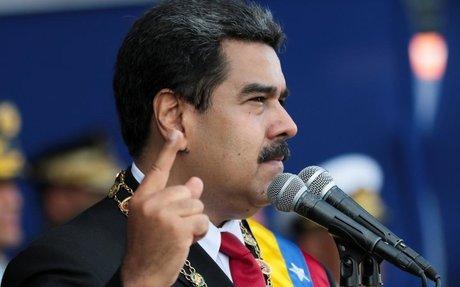 Maduro reconoce su responsabilidad por la crisis económica venezolana.