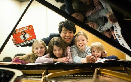 Lang Lang - Lang Lang publishes new piano method for beginners - News - Faber Music