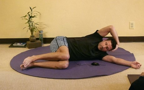 Unlock Chronic Low Back Pain with Gentle Somatic Yoga: led by James Knight, E-RYT