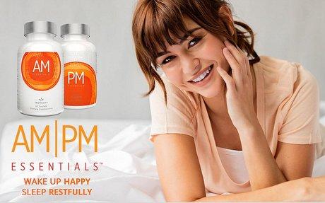 AM/PM Essentials | Wake up happy, sleep restfully